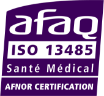 Certification ISO 13485